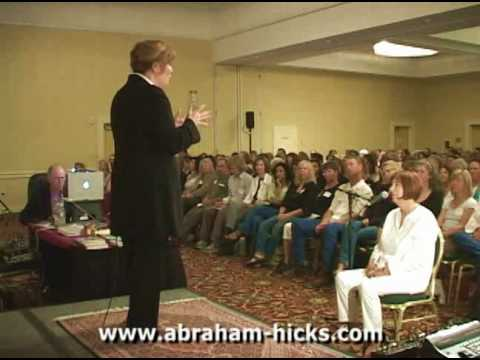 Abraham: THE ASTONISHING POWER OF EMOTIONS – Esther & Jerry Hicks