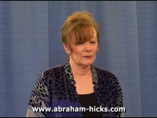 ABRAHAM TALKS ABOUT WHAT'S NEXT FOR JERRY HICKS – Esther Hicks