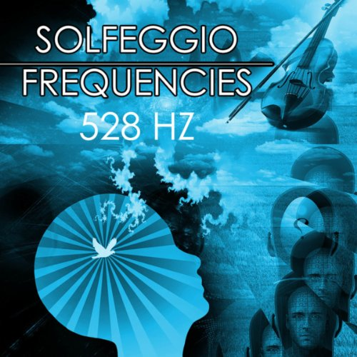 528 Hz Solfeggio Frequencies – Delta Theta Healing Beta Waves Fibonacci Sequence