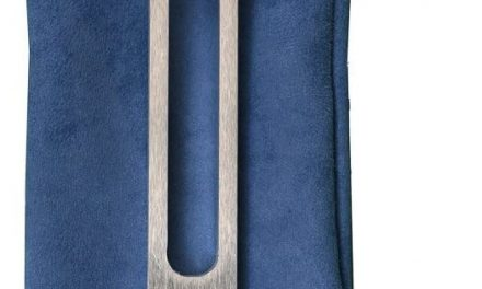 Om Tuning Fork with Bag By Omnivos Therapeutics