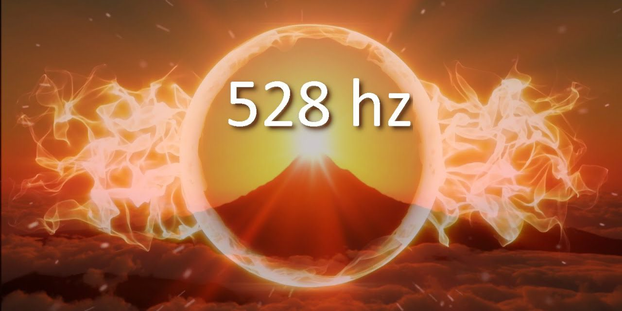 528 Hz Positive Transformation, Emotional & Physical Healing, Anti Anxiety,