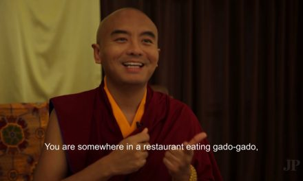5 simple tips about meditation, with Yongey Mingyur Rinpoche