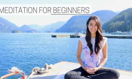 BEGINNER'S GUIDE TO MEDITATION » for a positive & productive