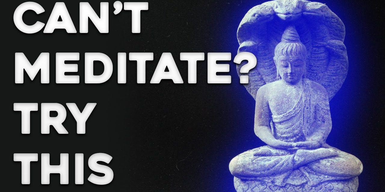 Meditation Tips (One tip that changes everything!)