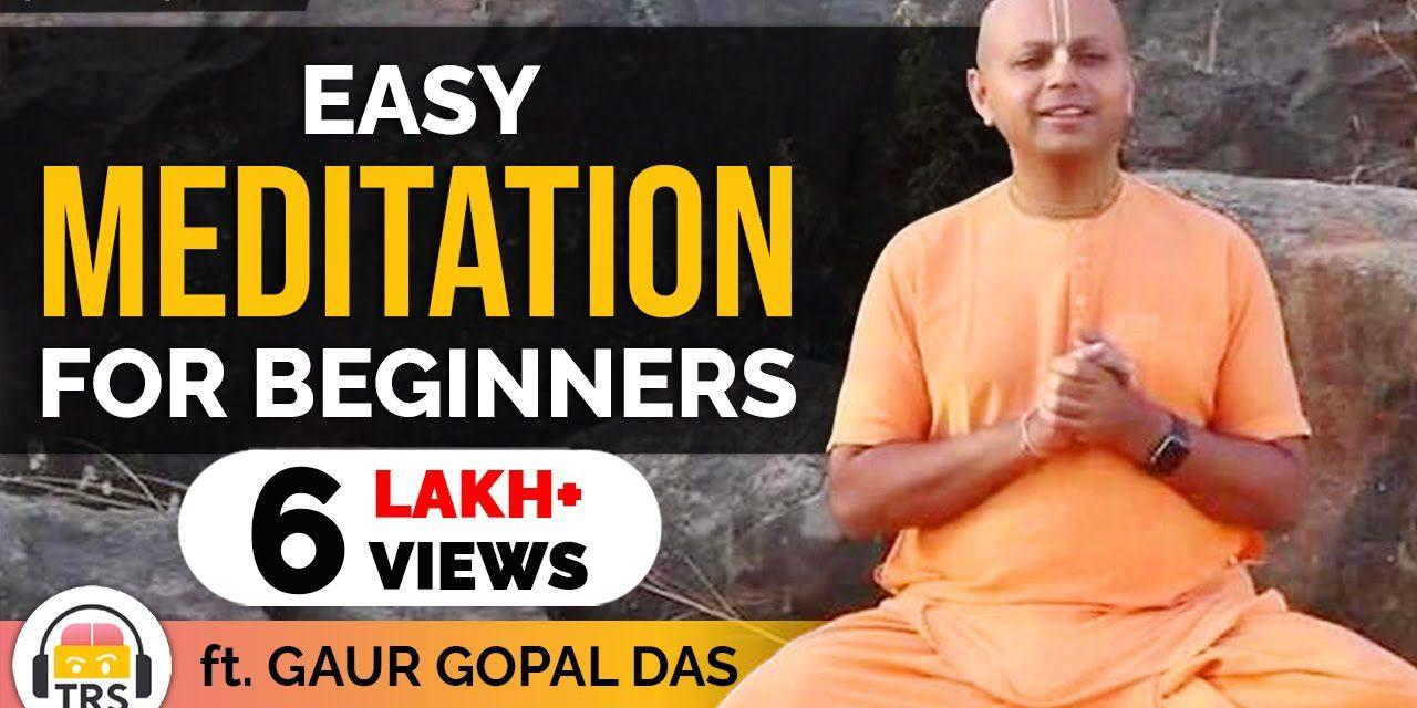 Easy Meditation Techniques For Beginners ft
